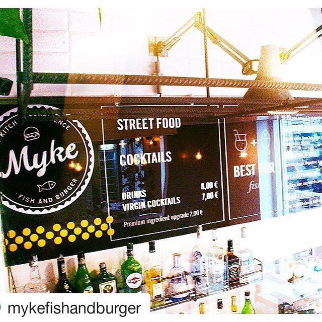 Happy birthday to our project @mykefishandburger !! ・・・ Il secondo compleanno di MYKE Fish and Burger è OGGI!!! Per tutta la serata il nostro sarà a tua disposizione. BEST FOR FISH o BEST FOR MEAT, o entrambi ? 🤔