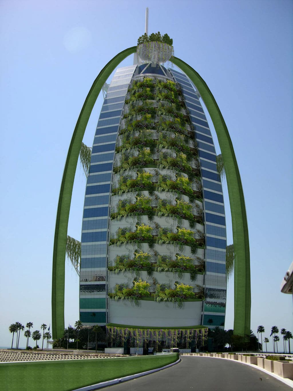 20 Famous Architectures Green Than Ever 171 Architects Srl