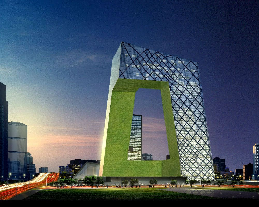 20 famous architectures green than ever architects srl - Architecture of a building ...