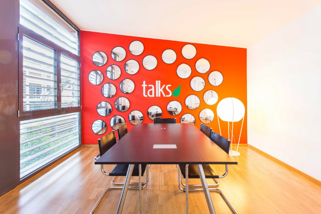 rethinking office space. meeting room rethinking office space