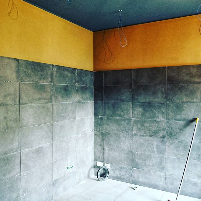 Color selection for a new spa