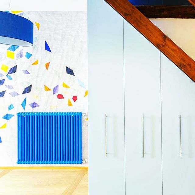 Color (blue) geometry @irsap_official #progetto-piantini/pasini