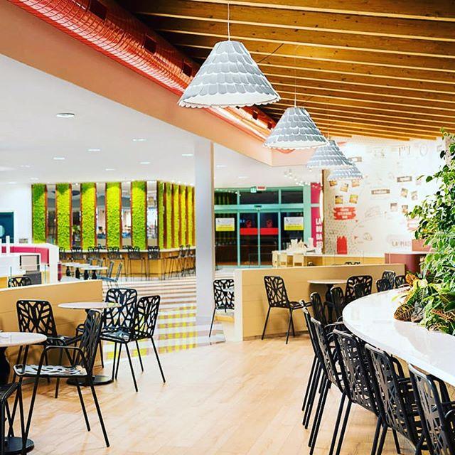 Food court 4.0