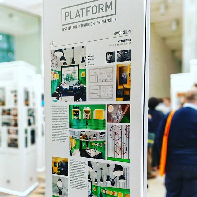 Platform exhibition @latriennale