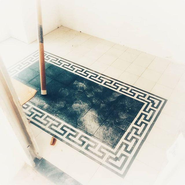 Style floor deco @mosaic_del_sur